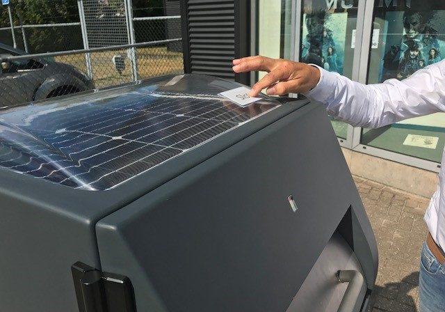 solarpanel x5